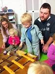 Musizieren mit Kleinkindern